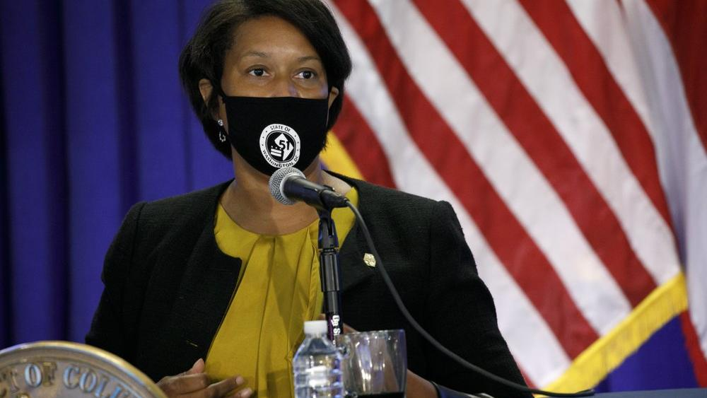 District of Columbia Mayor Muriel Bowser (AP Photo/Jacquelyn Martin)