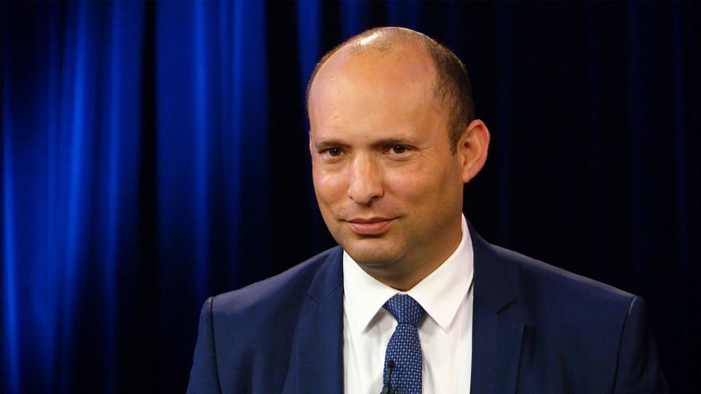 Israeli Education Minister Naftali Bennett, Photo, CBN News