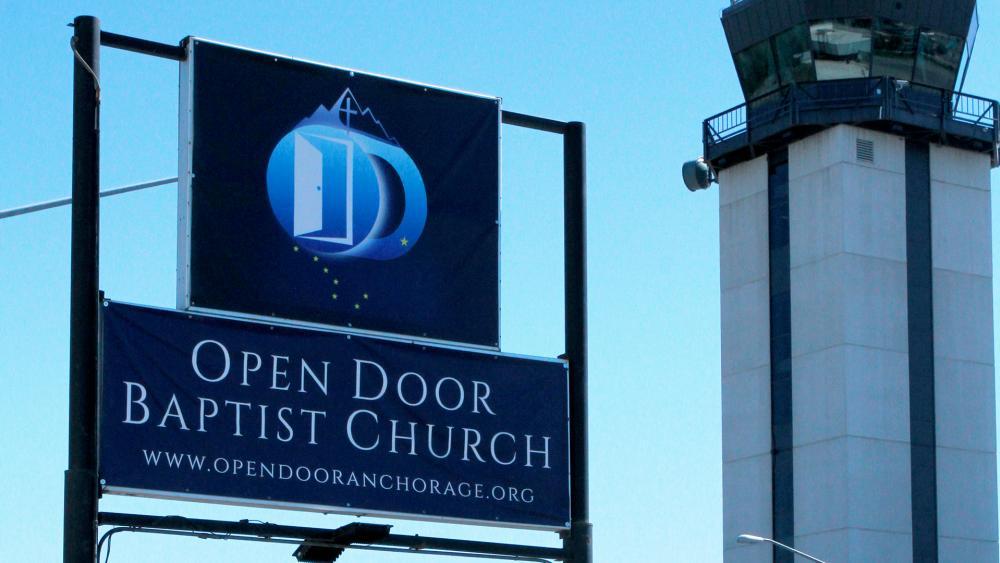 Open Door Baptist Church (AP Photo/Mark Thiessen)