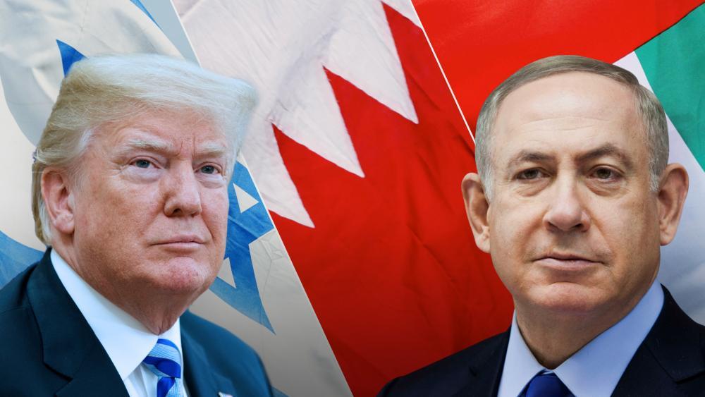 Israel UAE peace accord