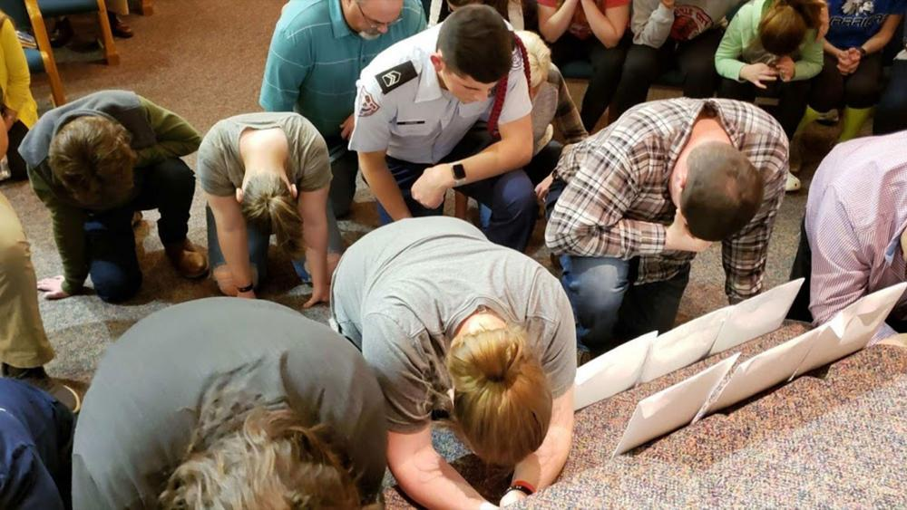 Revival and Awakening Outpouring in Rogersville, TN (Photos: Provided by Barbi & Terry Franklin)