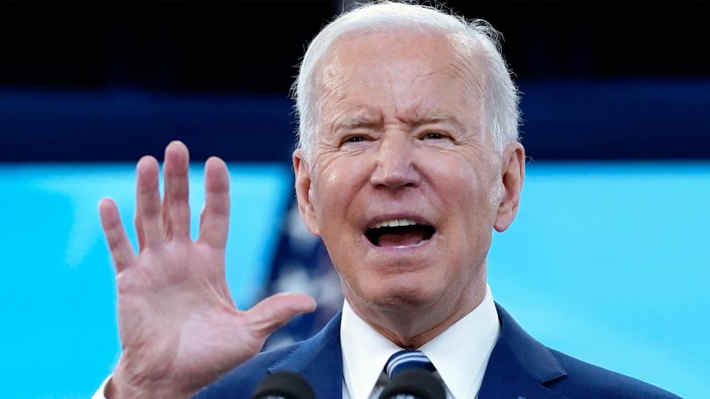 President Joe Biden (AP Photo/Evan Vucci)