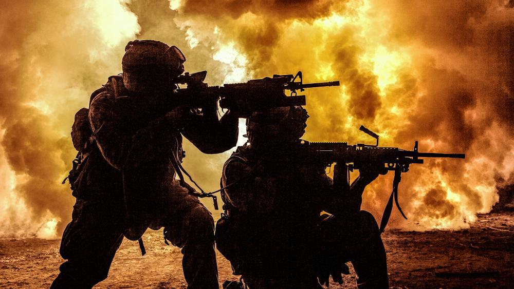 U.S. troops (Adobe stock)